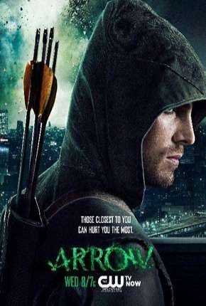 Arrow - Todas as Temporadas Completas Download