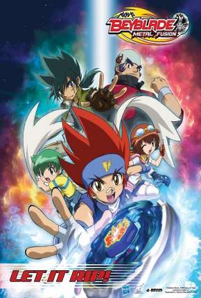Beyblade - Metal Fusion Download