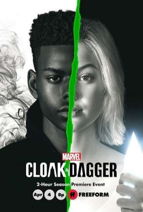 Manto e Adaga - Cloak e Dagger  2ª Temporada Download