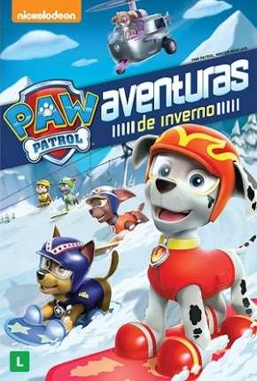 Paw Patrol - Aventuras de Inverno Download