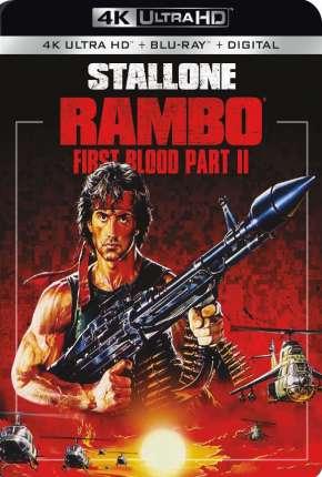 Rambo 2 - A Missão 4K UHD Download