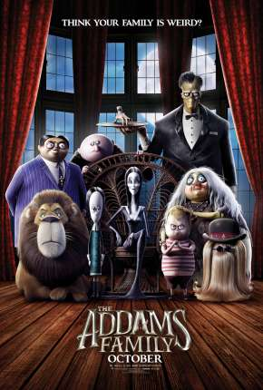 A Família Addams - Animação Download