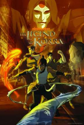 A Lenda de Korra - Todas as Temporadas Download