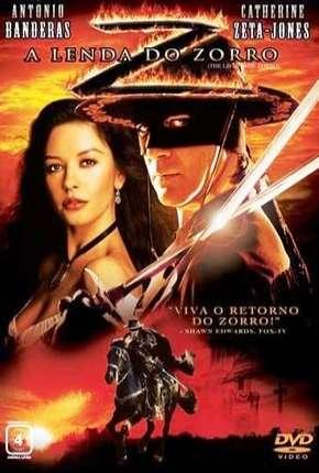 A Lenda do Zorro BluRay Download