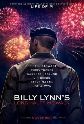 A Longa Caminhada de Billy Lynn BluRay Download