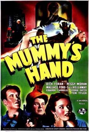 A Mão da Múmia - Legendado Download