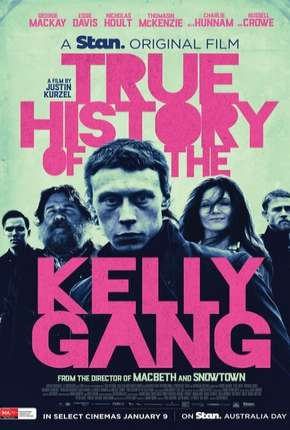 A Verdadeira História da Gang de Ned Kelly - Legendado Download