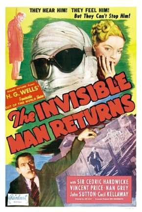 A Volta do Homem Invisível - Legendado Download