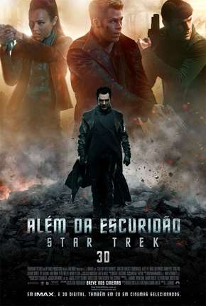 Além da Escuridão - Star Trek BluRay Download