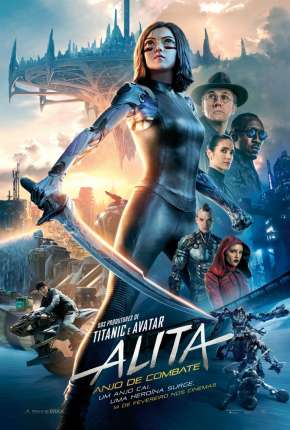 Alita - Anjo de Combate Download