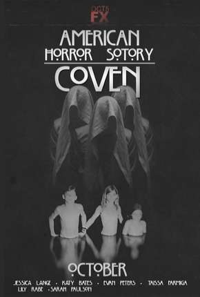 American Horror Story - Coven - 3ª Temporada Download