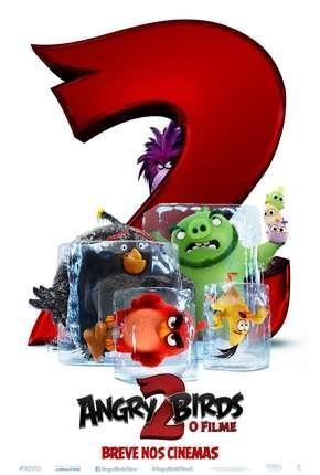 Angry Birds 2 - O Filme - CAM Legendado Download