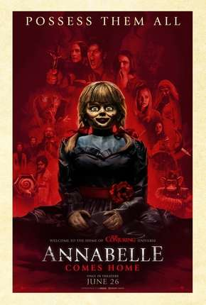 Annabelle 3 - De Volta Para Casa -  Legendado HDRIP Download