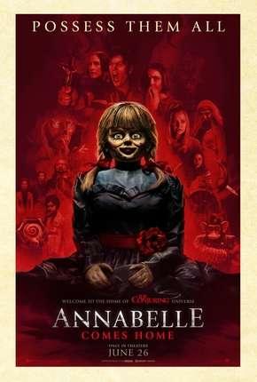 Annabelle 3 - De Volta Para Casa -  Legendado HDRIP Download