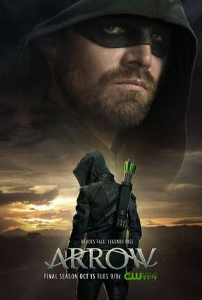 Arrow - 8ª Temporada Legendada Download