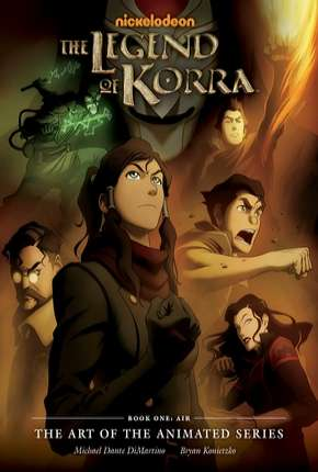 Avatar - A Lenda de Korra Completo Download