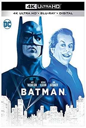 Batman - 1989 4K Download