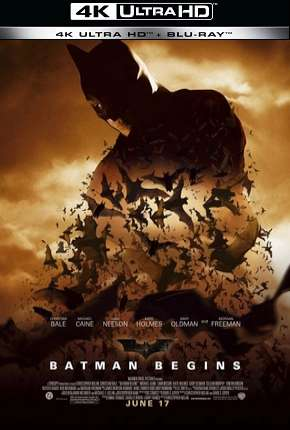 Batman Begins - 4K Download