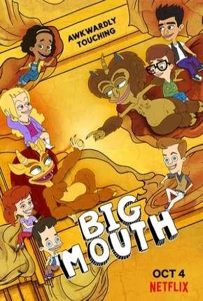 Big Mouth - 3ª Temporada Completa Download