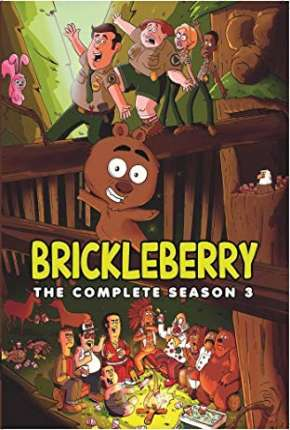 Brickleberry - 3ª Temporada Download