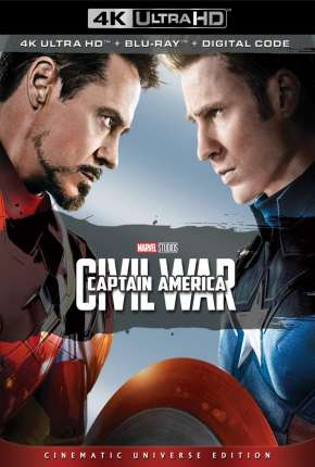 Capitão América - Guerra Civil 4K Remux Download