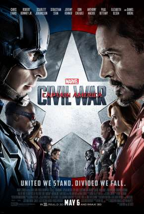 Capitão América - Guerra Civil - IMAX Download