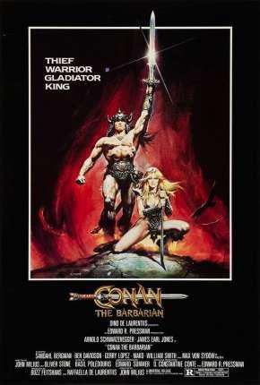 Conan, o Bárbaro - BD-R Download