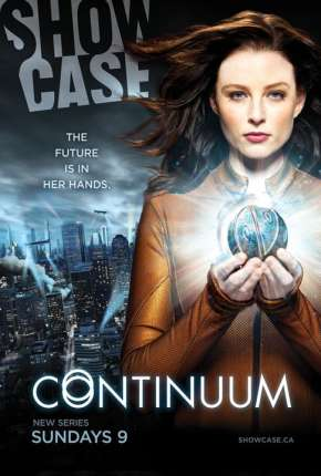 Continuum - 1ª Temporada Download