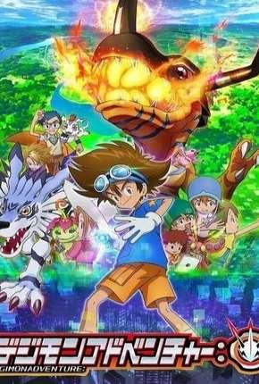 Digimon Adventure - 1ª Temporada - Legendado Download