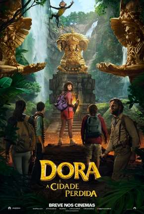Dora e a Cidade Perdida - CAM - Legendado Download