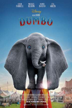 Dumbo - Blu-Ray Live Action 2019 Download