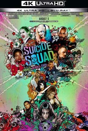 Esquadrão Suicida - Versão do Cinema - 4K Download