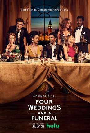 Four Weddings and a Funeral - 1ª Temporada Legendada Download