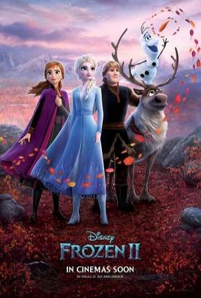 Frozen 2 - Legendado BluRay Download