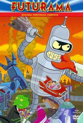 Futurama - 2ª Temporada Completa Download