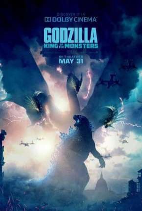 Godzilla 2 - Rei dos Monstros Legendado BluRay Download