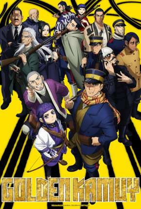 Golden Kamuy - 1ª Temporada Legendada Download
