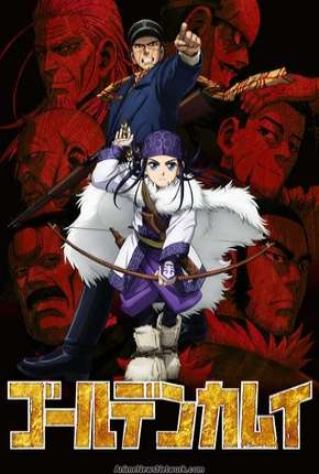 Golden Kamuy - 2ª Temporada - Legendada Download