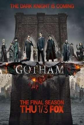 Gotham - 5ª Temporada Completa Download