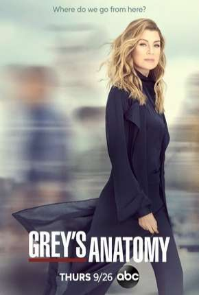 A Anatomia de Grey - Greys Anatomy - 16ª Temporada Download