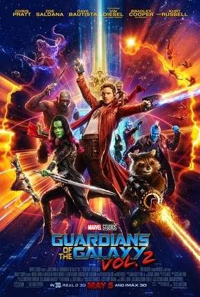 Guardiões da Galáxia Vol. 2 - IMAX OPEN MATTE Download
