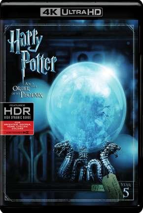 Harry Potter e a Ordem da Fênix 4K Download