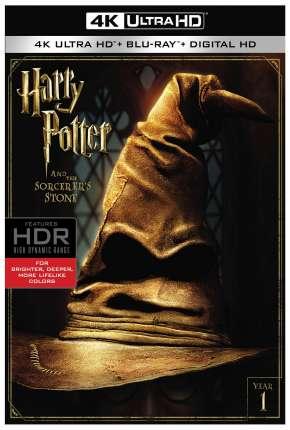 Harry Potter e a Pedra Filosofal - Versão de Cinema 4K Download