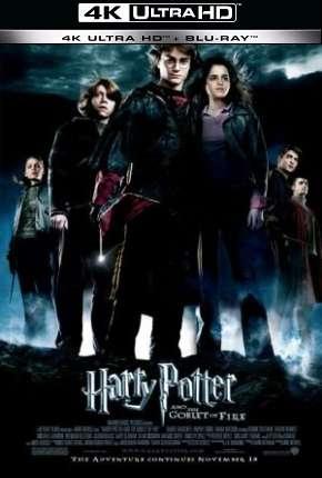 Harry Potter e o Cálice de Fogo - Versão do Cinema - 4K Download