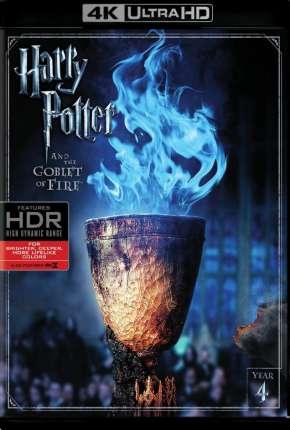 Harry Potter e o Cálice de Fogo - Versão Exibida nos Cinemas 4K Download