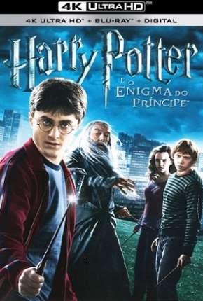 Harry Potter e o Enigma do Príncipe 4K Download