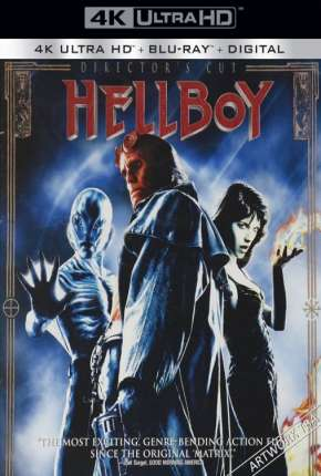 Hellboy - Versão do Diretor 4K Download