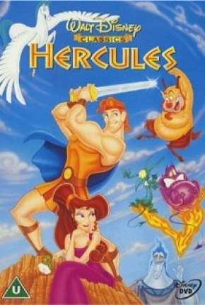 Hércules - Animação BluRay Download