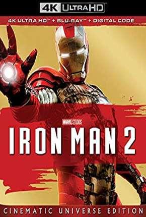 Homem de Ferro 2 4K UHD Download