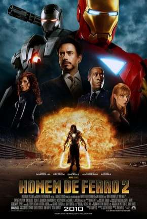 Homem de Ferro 2 - IMAX OPEN MATTE Download